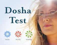 Ayurveda dosha type test